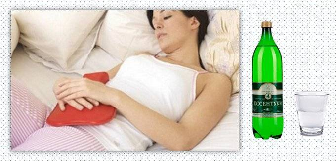 Тюбаж печени (желчного пузыря) с сорбитом, магнезией, минеральной водой в домашних условиях