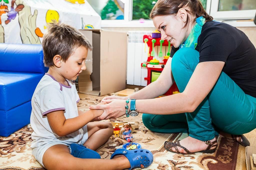 аутизм информация для родителей