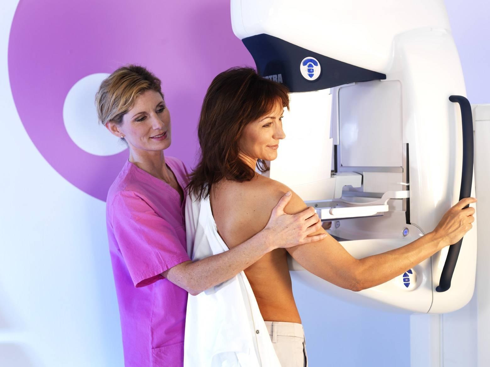 Какие бывают виды маммографии?