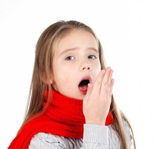 У ребенка сильный кашель без температуры: лечение