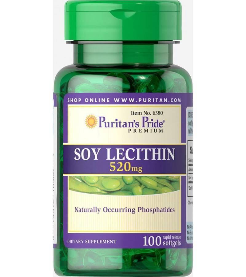 лецитин холестерине