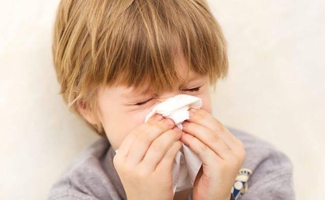 Кашель и насморк без температуры 2 месяца у ребёнка 6 лет