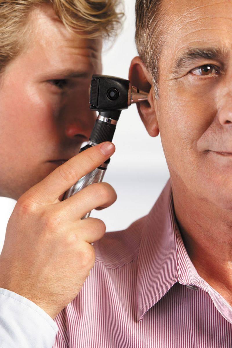 специалист по ушам как называется