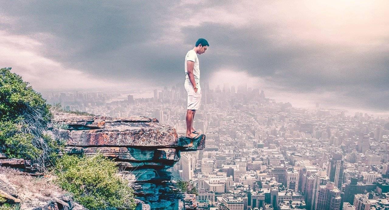 Как перестать бояться высоты и побороть страх падения