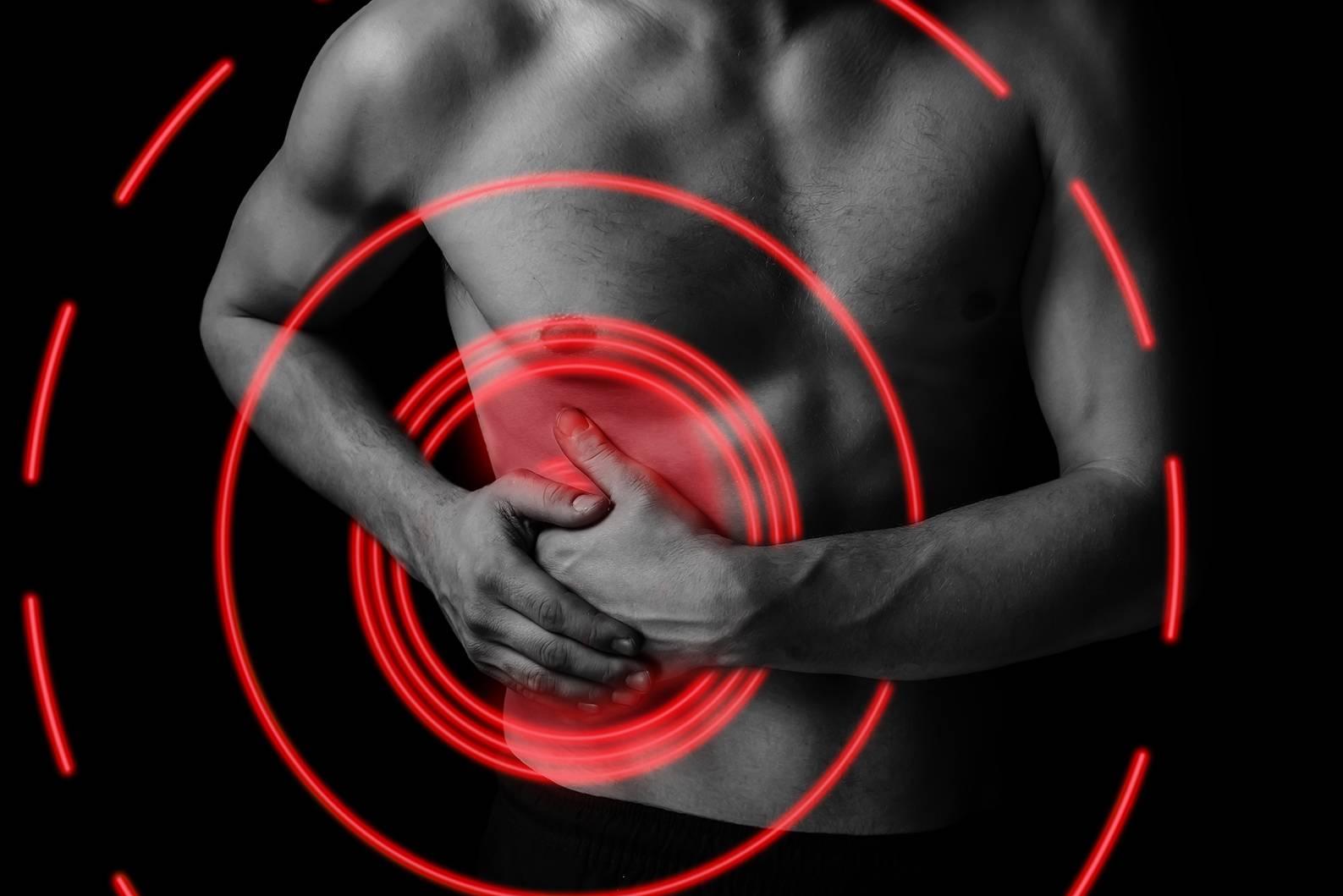 Пульсирующая боль в печени | советы доктора