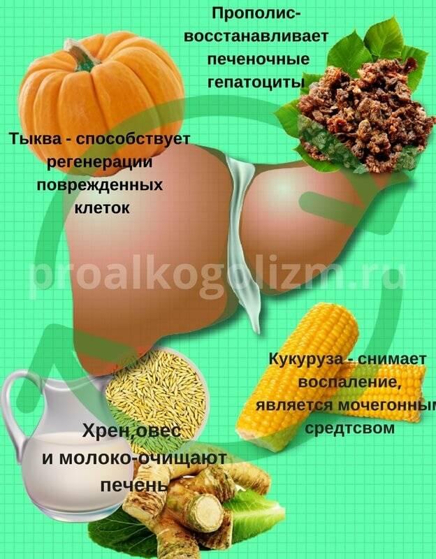 народные иммуномодуляторы для лечения цирроза печени