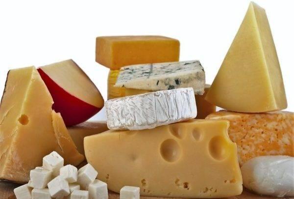 Какой сыр и творог можно есть при повышенном холестерине?