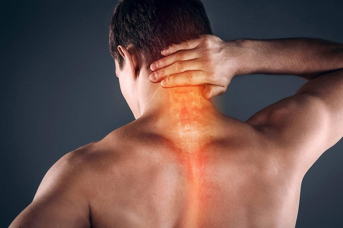 Невралгия шейного отдела позвоночника