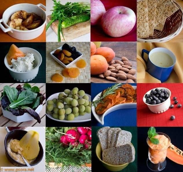 Диета при псориазе - запрещенные и полезные продукты питания, примерное меню на каждый день