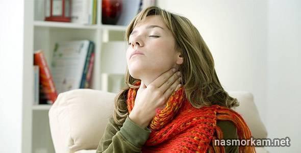 Потеря голоса: причины и лечение. — симптомы