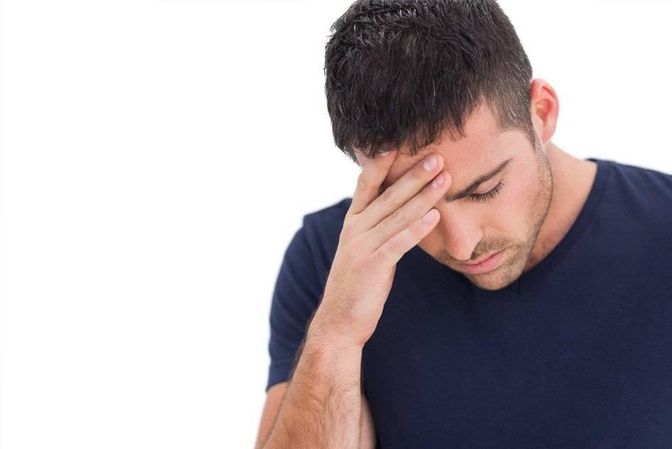Что делать при появлении симптомов депрессии у мужчин?