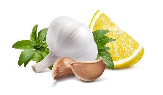 Рецепт от холестерина с лимоном и чесноком - про холестерин