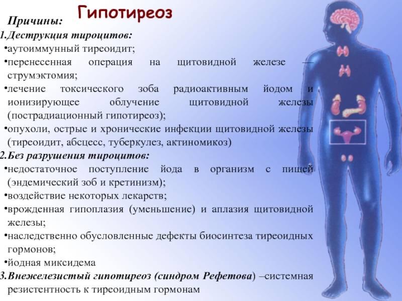 Что такое аутоиммунный гипотиреоз щитовидной железы?