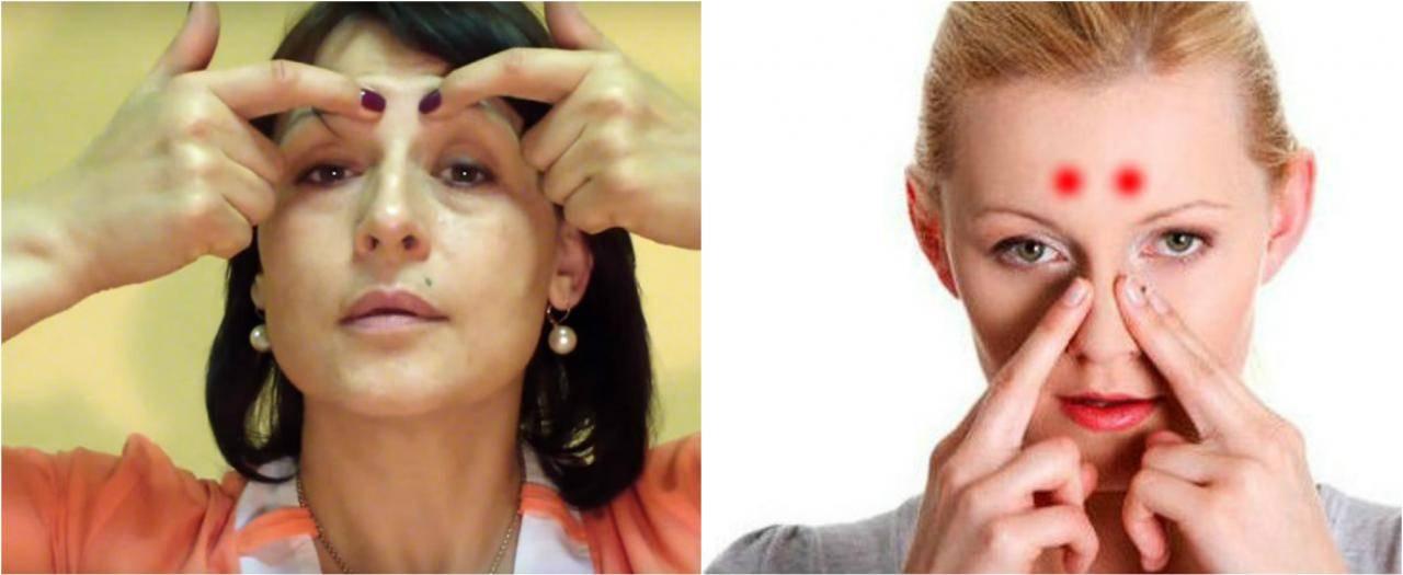 как быстро снять заложенность носа