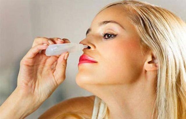 промывание носа раствором перекиси водорода