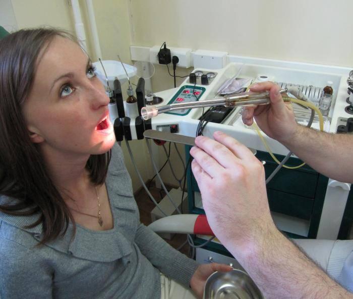 Как и чем промывать миндалины при хроническом тонзиллите