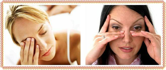 Дергается глаз при беременности и болит
