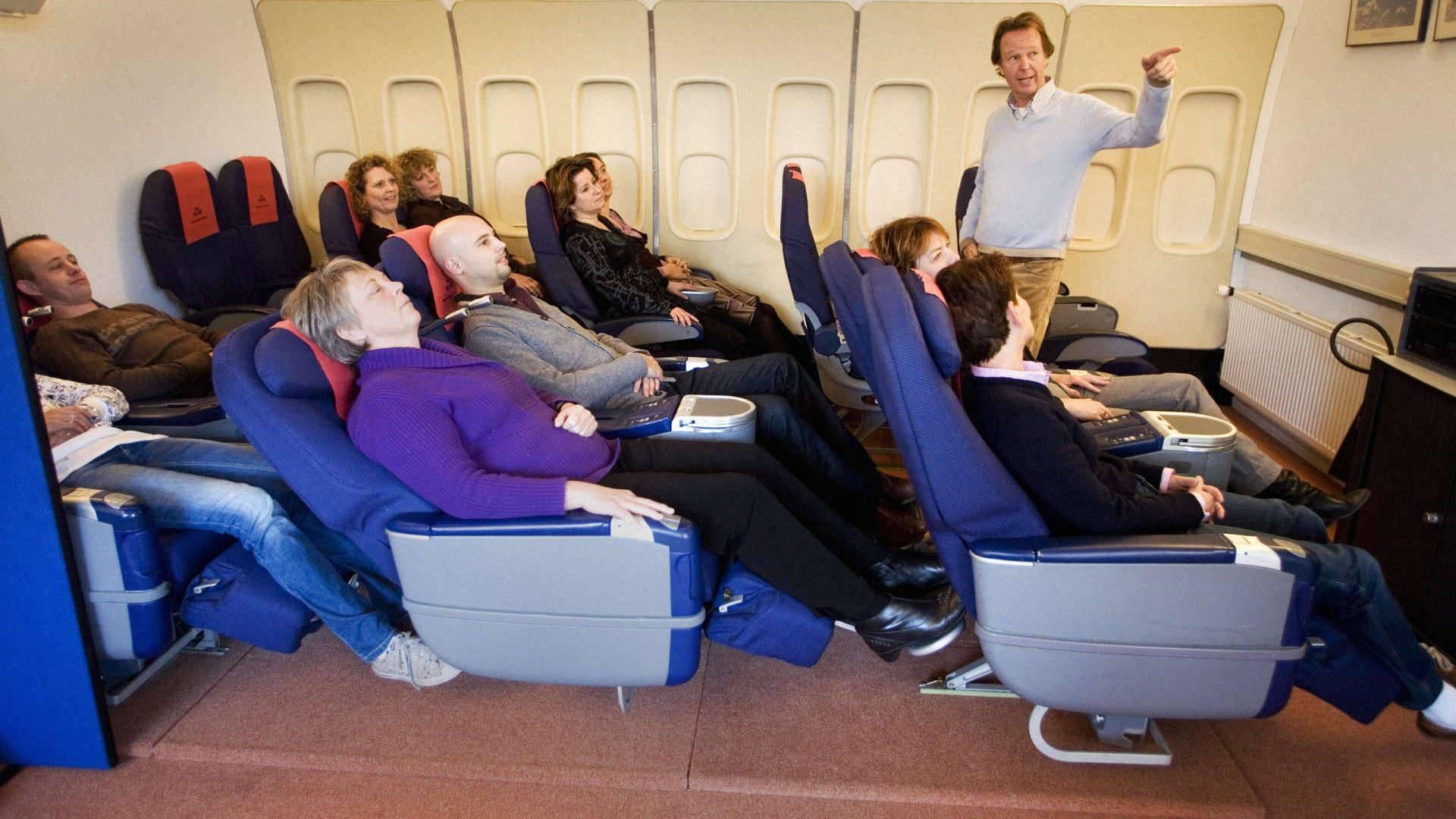 Как перебороть страх полета на самолете