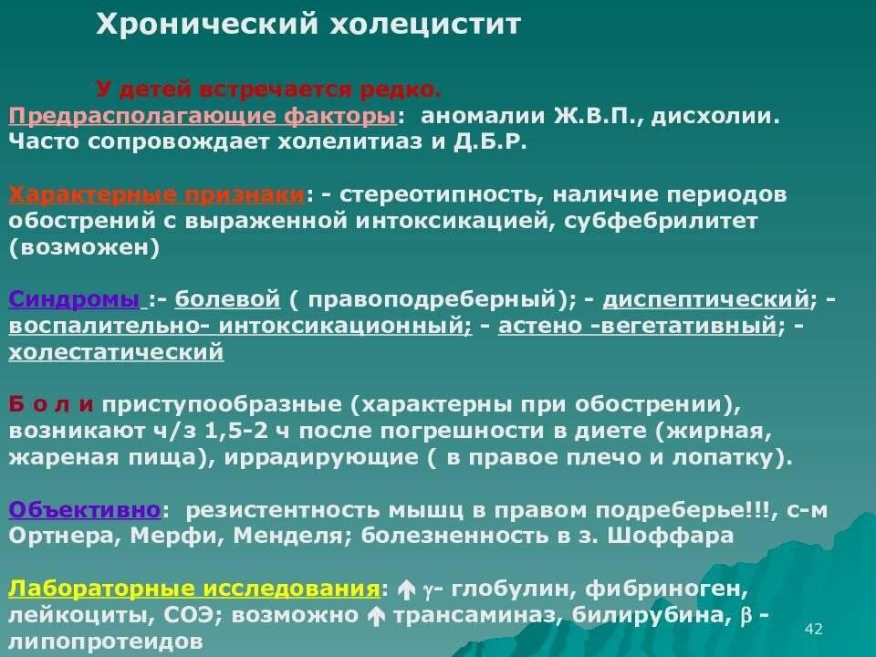 Холецистит у детей - симптомы болезни, профилактика и лечение холецистита у детей, причины заболевания и его диагностика на eurolab