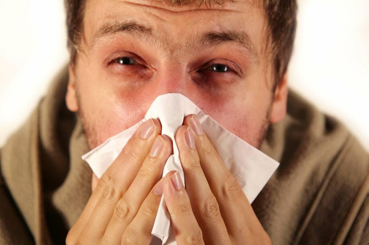Аллергия заложен нос что делать