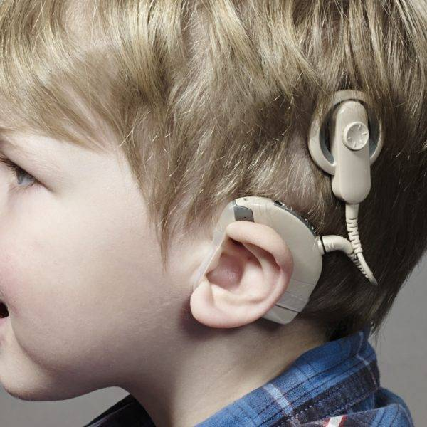 потеря слуха