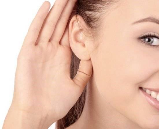 Шум в ухе и заложенность – что делать?