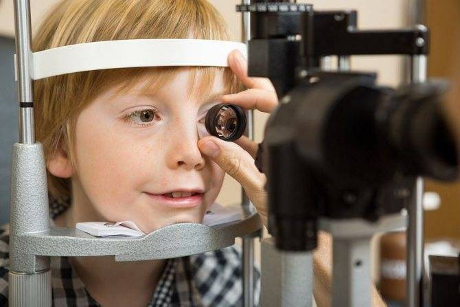 гипертензивная ангиопатия сетчатки у ребенка