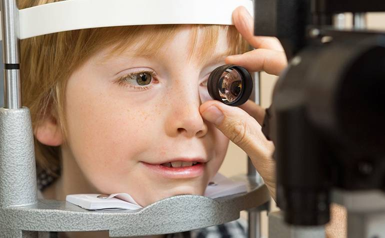 контактные линзы для детей с какого возраста