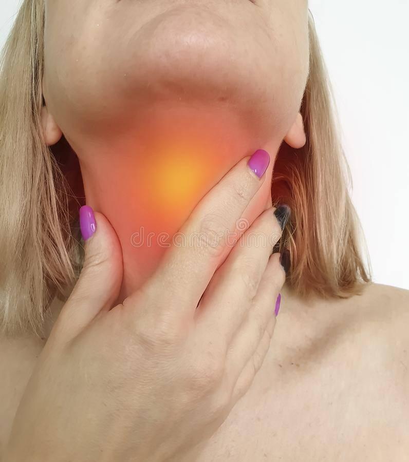 Болезни горла: виды, названия, симптомы, принципы лечения