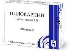 Пилокарпин — препарат для глаз. инструкции, показания, отзывы и аналоги