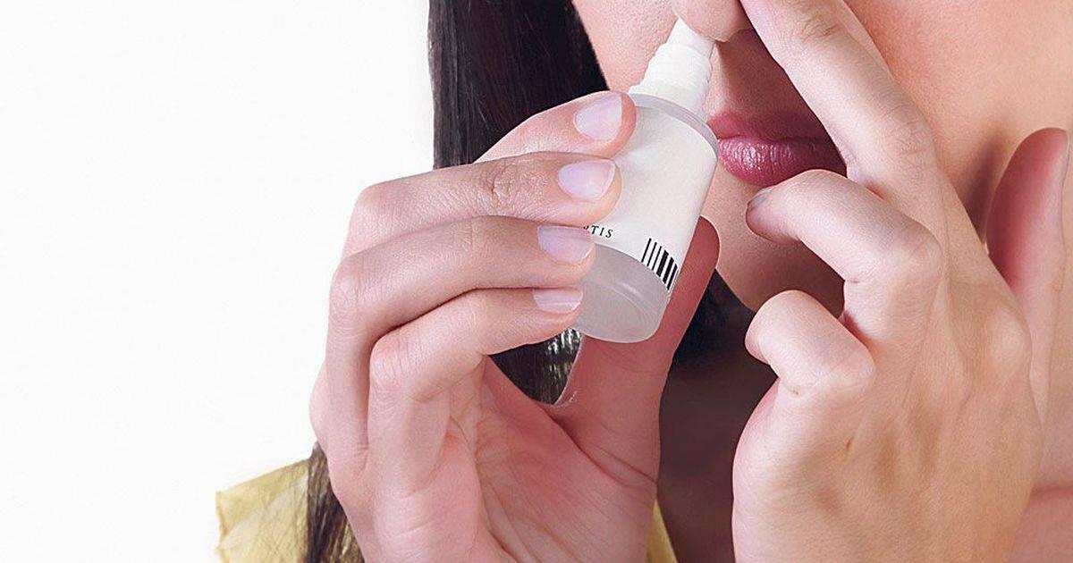 лечение зависимости от капель в нос