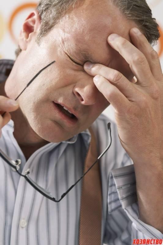Как бороться с усталостью глаз?