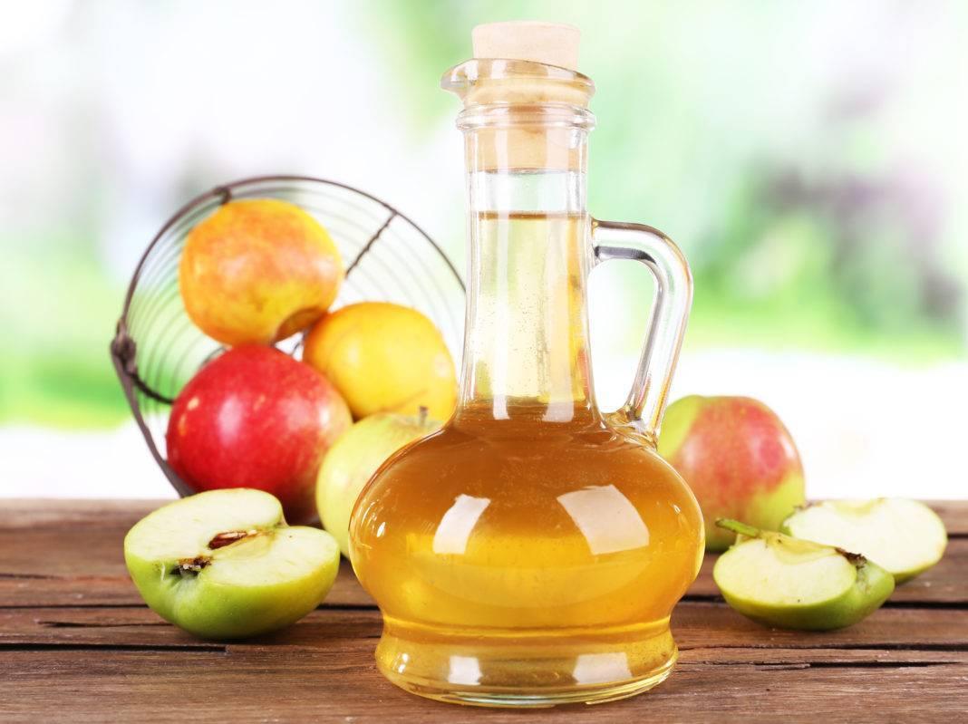 Как вылечить псориаз яблочным уксусом?