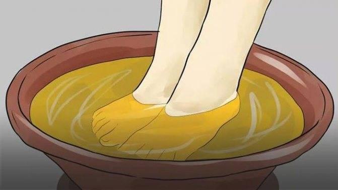 парить ноги с горчицей при кашле ребенку