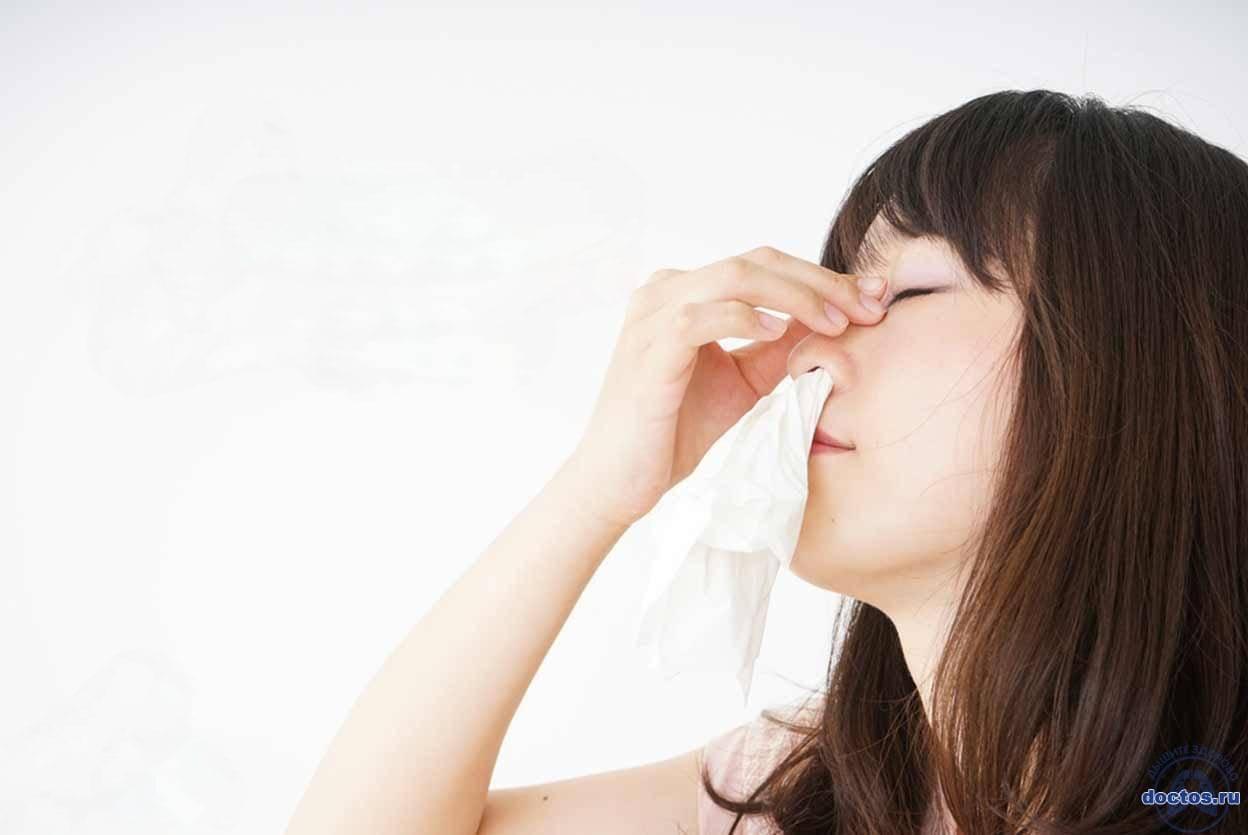 Почему идет кровь из носа: причины, способы остановки