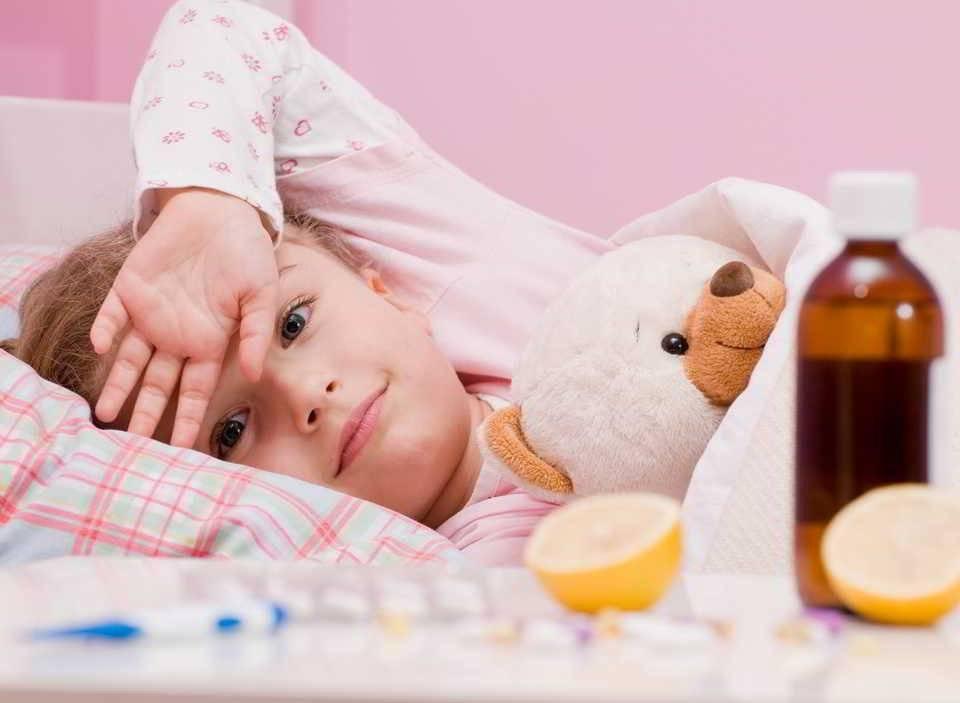 у ребенка кашель и сопли что делать
