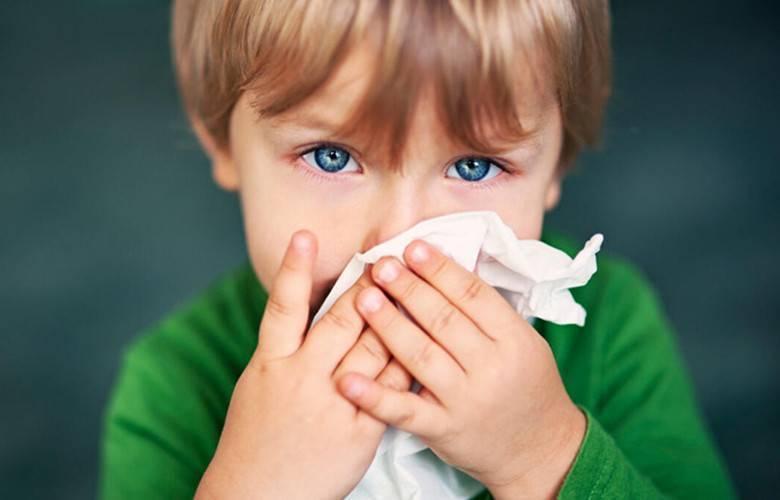 вирусный насморк симптомы