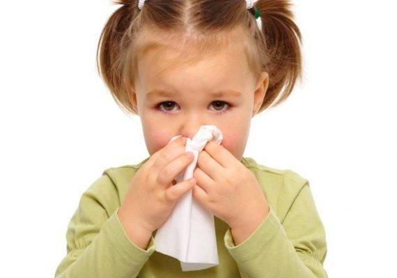 Методы лечения затяжного насморка у ребенка по комаровскому