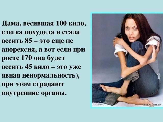 Отношения к приему пищи: тест на анорексию и булимию онлайн