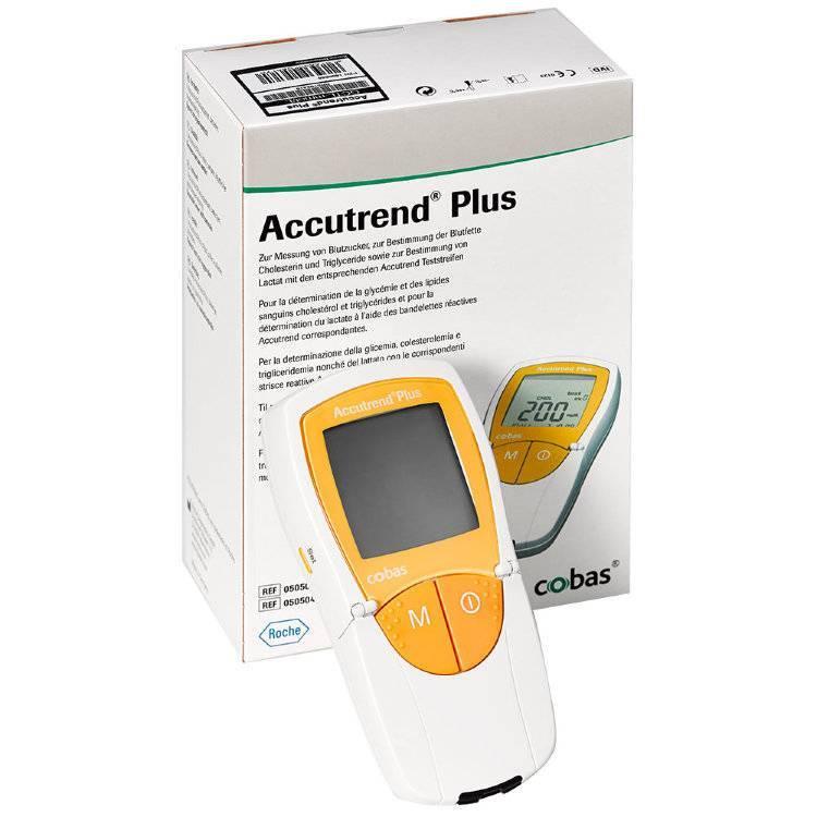 измерение холестерина прибор
