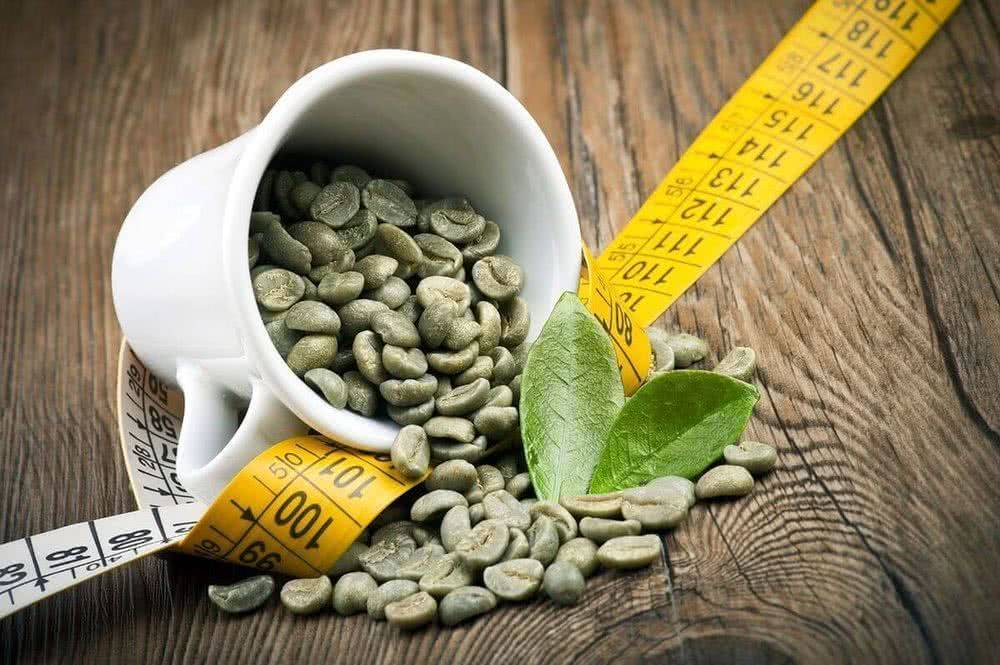 зеленый кофе холестерин