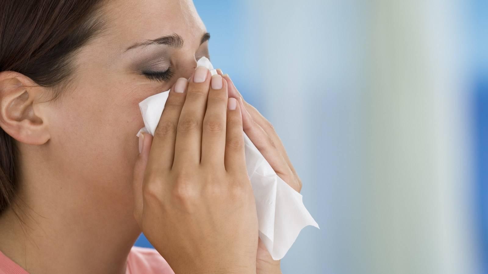 Лечение хронического насморка, причины ринита