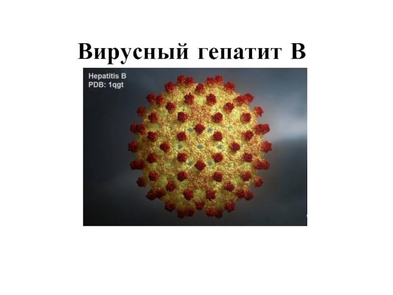 лечение вирусного гепатита б