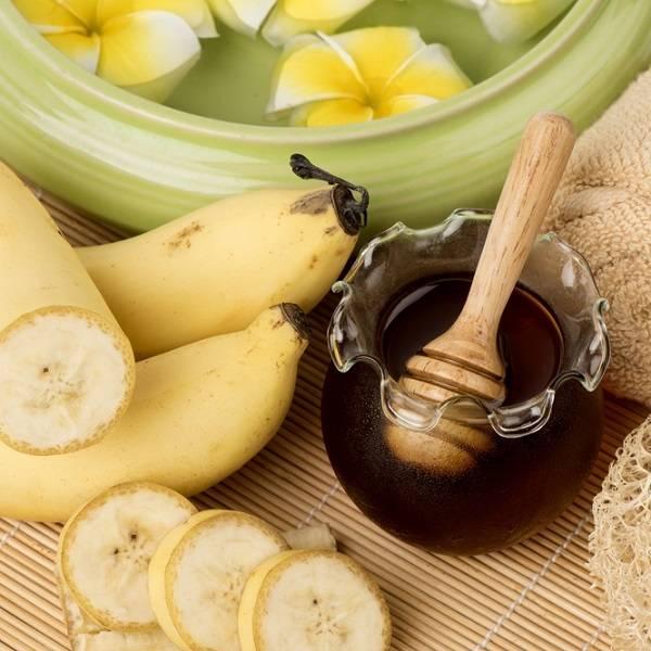 Банан от кашля с медом: рецепт ребенку
