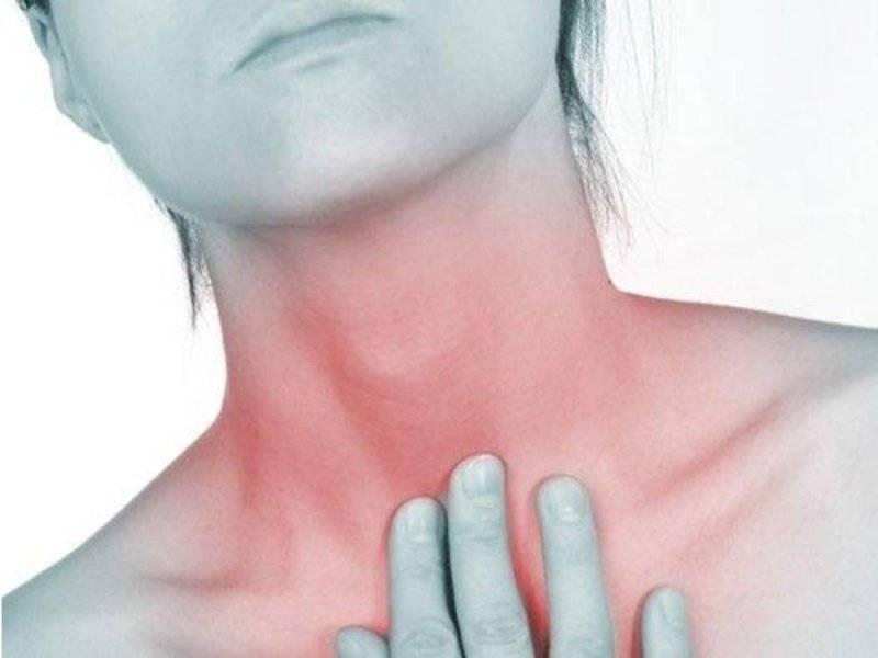 щитовидка и кашель