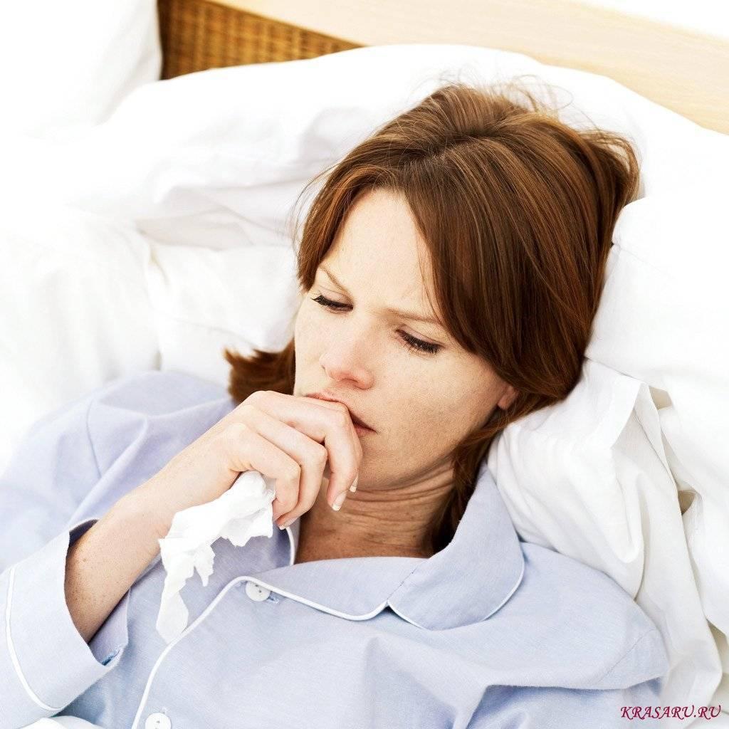 температура 38 кашель насморк у взрослого как лечить