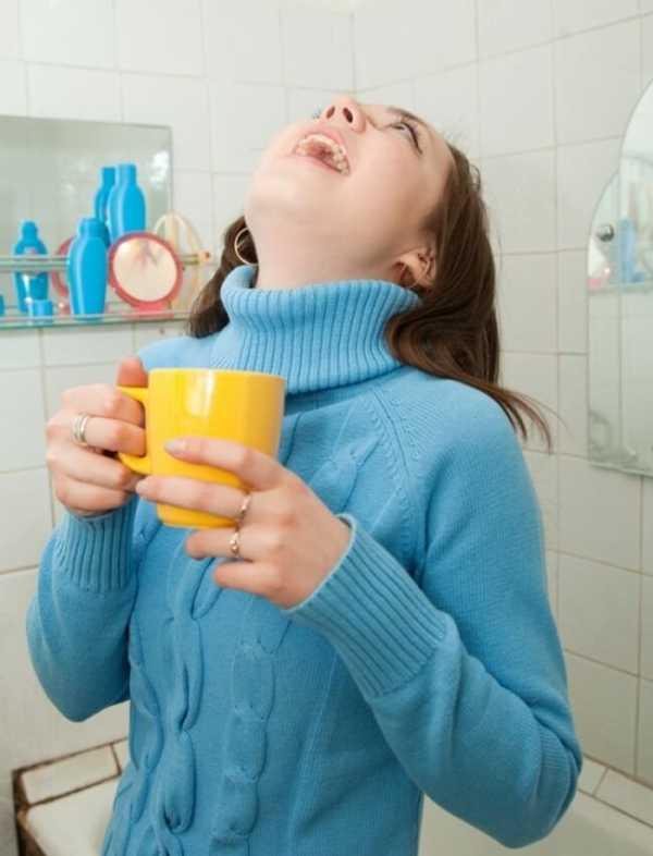 Чем полоскать горло при ангине в домашних условиях взрослым и детям