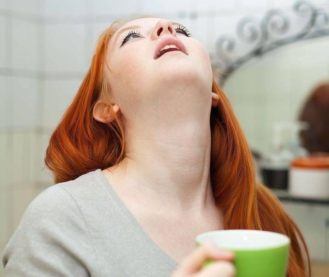 можно ли беременным полоскать горло
