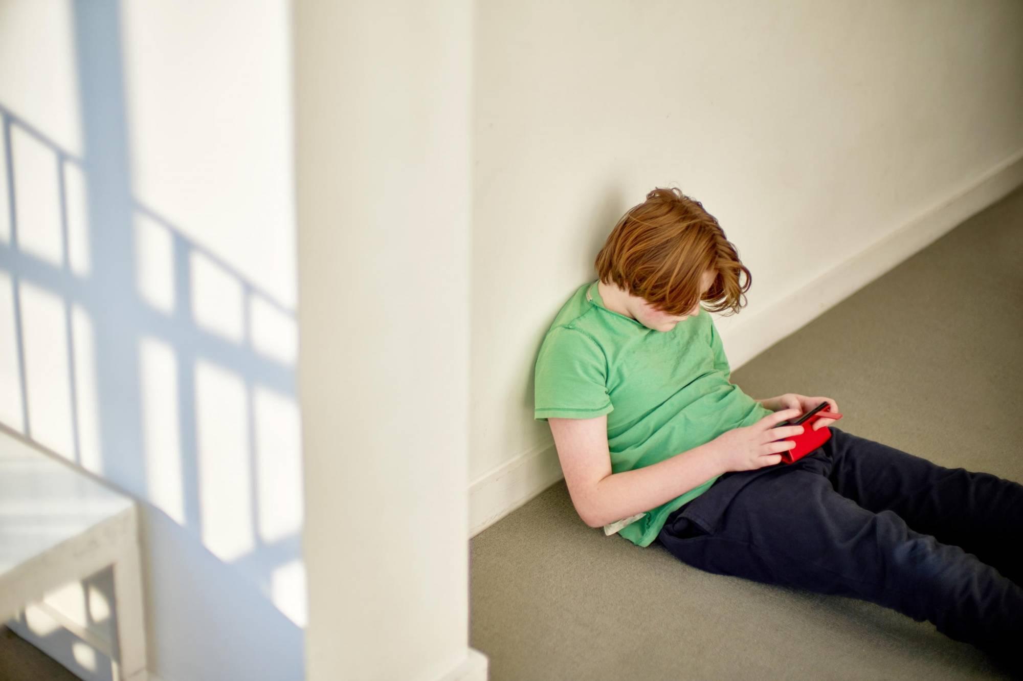 как вывести подростка из депрессии