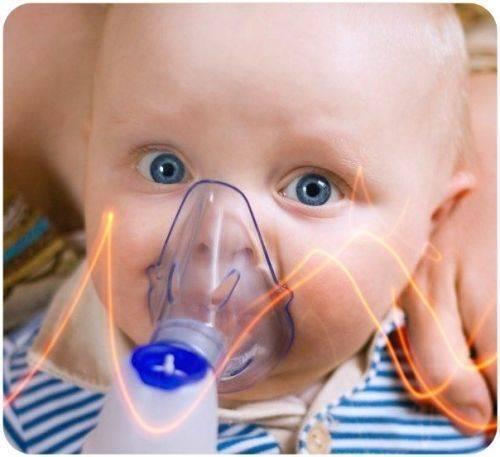 Как правильно лечить кашель у годовалого ребенка